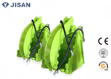 Cina CE Certified Excavator Ambil Bucket NM400, CAT312 CAT313 Bucket Grab For Excavator pabrik